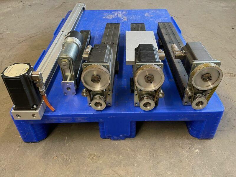 Posten THK Lineareinheiten mit Synchronmotor