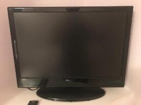"Finlux 26"" LCD TV, hdmi, freeview"