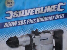 Silverline Rotary Hammer/Drill