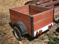 Small trailer - internal 900x1170x540