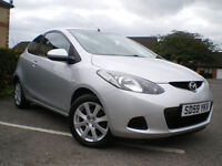 * MAZDA 2 TS2 D 1.4 DIESAL 3DR * £20 Tax Year * 12 MONTHS MOT *ONLY COVERD 112K* 3 Months WARRANTY *