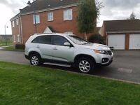 Kia Sorento 2.2 CRDi KX-2 4WD 5dr (7 Seats) - Self levelling suspension, owned since new, manual