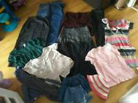 Bundle of clothes ideal for carboot