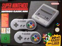 Super Nintendo Classic Mini SNES Brand New