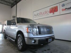 2011 Ford F-150 **XLT**4X4**CREW**5.0L**MAGS**A/C**