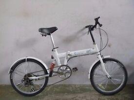 Folding bike 2866A