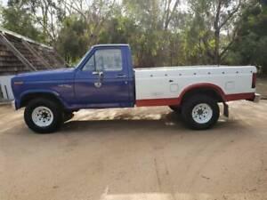 1988 f250 4x4 wheels