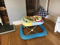 Chicco baby walker - full working order