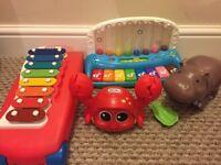 Baby/ Toddler Toy Bundle - Leapfrog, Little Tikes