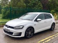 63/2014 VOLKSWAGEN GOLF 1.6 TDI FULL GENUINE GTD CONVERSION INSIDE OUT TOP SPEC MINT CONDITION S3