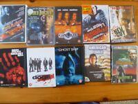 Bundle 1; Mixed 60 Film DVD region 2, 20.00 pounds