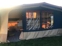 Conway cruiser folding camper