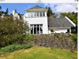 0ffers over £290,000 Spacious 4 bedroom detached house in large grounds with stunning views
