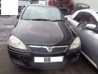 BREAKING -- Vauxhall Corsa SXi Twinport 1.2L Petrol 79BHP ---- --- 2005