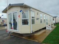 Amazing Pre Owned Caravan With Direct Beach Access