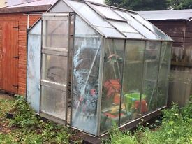 free, Glass Green House