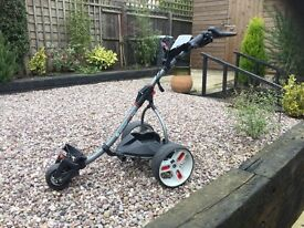 S1Pro electric golf caddy