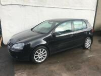 Volkswagen Golf gt tdi , full mot , 1 owner, fsh