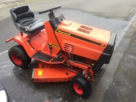 Westwood lawn tractor