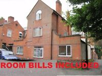 Room To Let*ALL BILLS INCLUDED*ENSUITE*MOSELEY* £260PCM