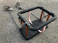 Baby / Toddler / Infant Swing Seat & Chains