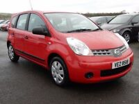 2008 Nissan note 1.4 petrol with only 40000 miles, motd feb 2018