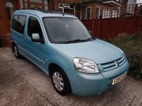 citreon berlingo 1.9 diesel 12000 miles full service history and new cam belt