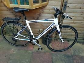 Gt Sportive 54cm Road/hybrid bike 700c wheels 10speed shimano deore/SLX/105