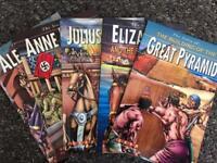 5x The Story of... Comics (Historical Topics)