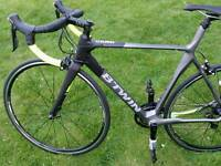 B'Twin Mach 720 Carbon Road Bike Small 51cms Frame Btwin Giant, Cube Trek Boardman Specialized