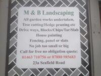 M & B Landscaping