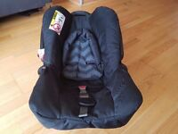 Graco mirage baby car seat/carrier up to 15 months