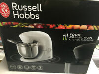 Russell Hobbs food mixer - dough mixer - Sealed
