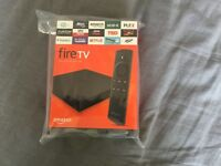 Amazon fire tv NEW SEALED