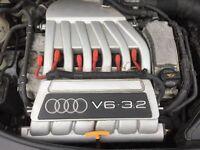 Audi 3.2 V6 BDB engine
