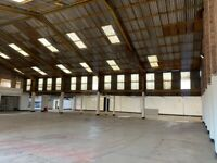 20,000 SQ FT INDUSTRIAL WAREHOUSE PREMISES WITH PARKING TO LET