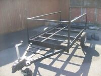 TRAILER LEAF SUSPENSION 8X4 STRONG TRAILER BARGAIN,,