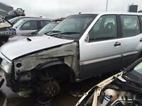 2003 Nissan Terrano, 2.7 Diesel, Breaking for parts only, All parts available