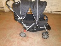 Safety 1st Double Buggie Great Condition