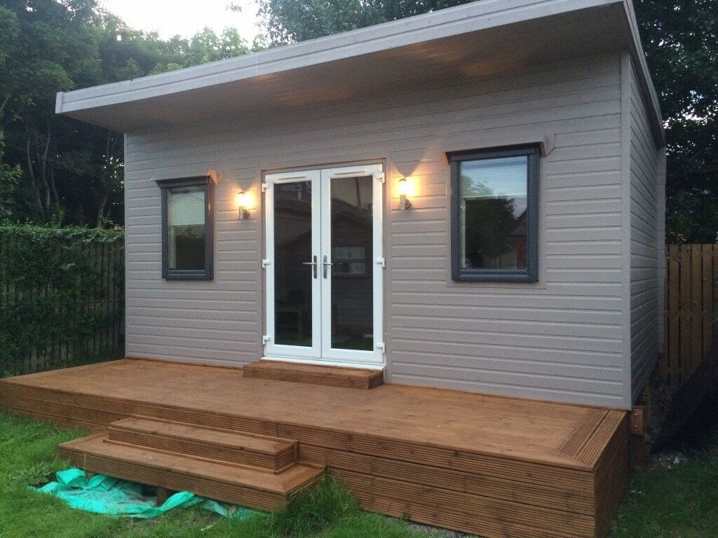 Garden Buildings Offices And Summer Houses For Sale In Rosyth Fife Gumtree