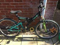 2 x Bikes for sale ladies and mens