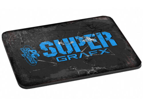 PC+Engine+SUPER+GRAFX+Themed+Mouse+Mat+-+Nice+Rustic+Look+Retro+Gaming+%28131%29