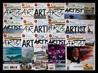 Australian Artist Magazines