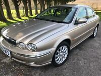 Jaguar xtype gold prime example service new mot luxury motoring economical