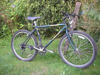 specialised hardrock classic cycle,19 in frame,runs well,tidy bike