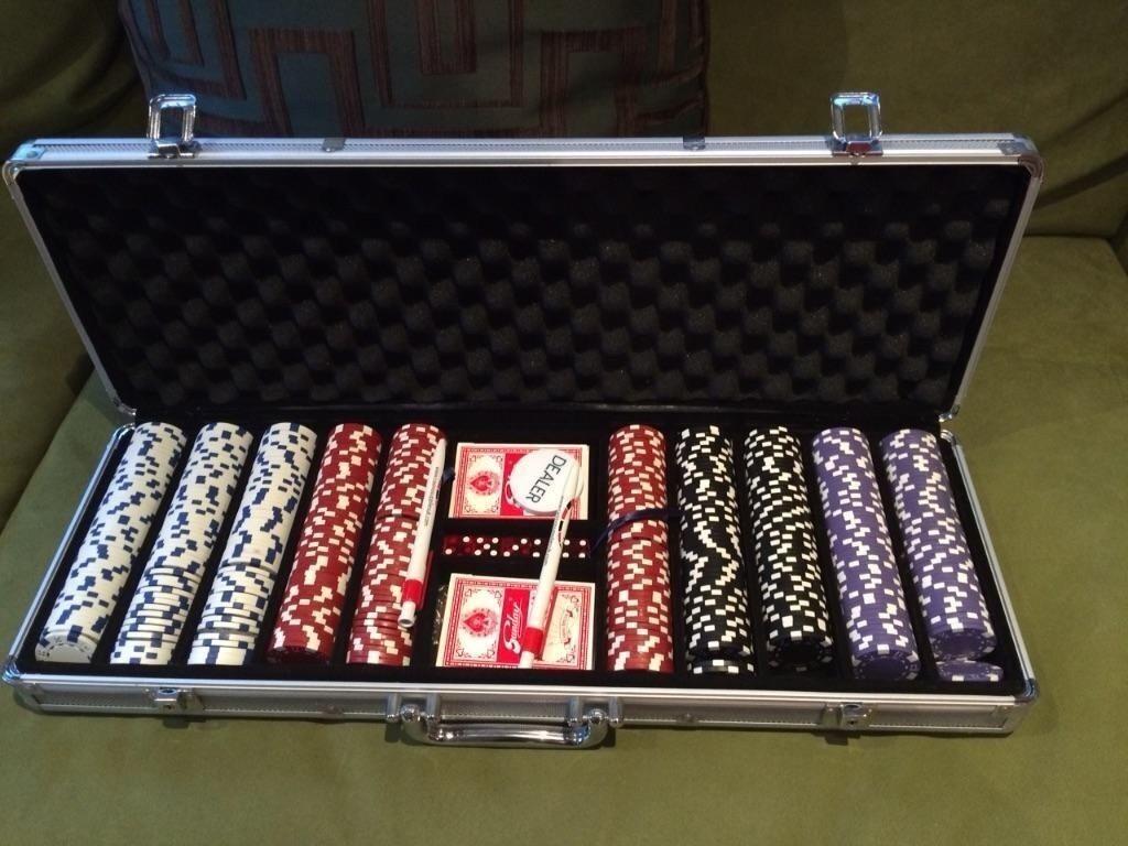Poker chips belfast