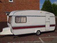 abley casaltcaravan 4 berth in goodcondition