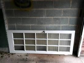 Free internal panel door