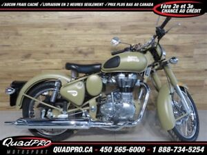 2016 Royal Enfield Classic Desert Storm 29,39$/SEMAINE
