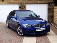 2006 BMW 335D M SPORT 4DR***LEATHER, SAT NAV, XENONS, F1 PADDLES*** **** 535d 330d 320d 3 5 1 series
